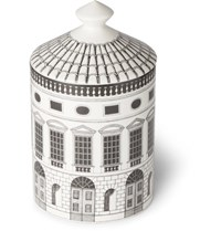 Fornasetti Architettura Scented Candle 300G White