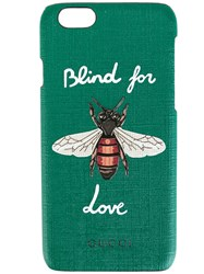 Gucci Blind For Love Iphone 6 Case Green