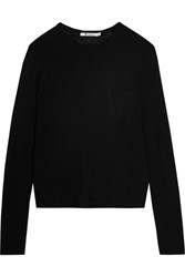 Alexander Wang T By Jersey Top Black