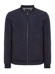 Criminal Men's Albion Bomber Jacket Blue