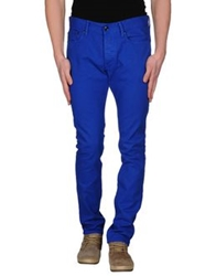 Ralph Lauren Black Label Denim Pants Bright Blue