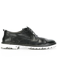 Marsell Lace Up Shoes Black