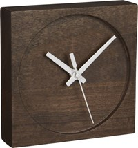 Cb2 Square Circle Table Clock