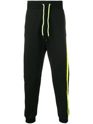 Karl Lagerfeld Tapered Jogging Trousers Black