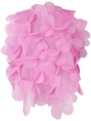 Paskal 3D Oversized Petal Effect Top Pink And Purple