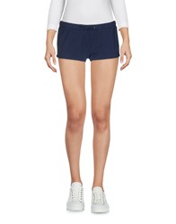 Emporio Armani Ea7 Shorts Dark Blue
