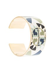 Tory Burch Constellation Cuff Bracelet Gold