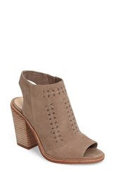 Vince Camuto Women's Katri Woven Bootie Smoke Show Leather