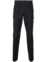 Rta Tapered Trousers Black