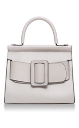 Boyy Karl Satchel Light Grey