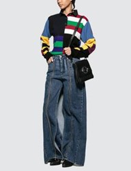 J.W.Anderson Jw Anderson Knitted Stripe Rugby