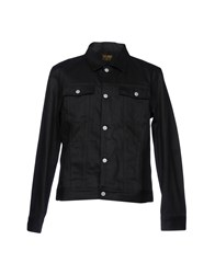 Jean Shop Denim Outerwear Black