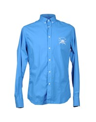 Scapa Sports Shirts Long Sleeve Shirts Men Lead