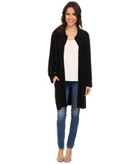 Kamalikulture By Norma Kamali Trench Black Women's Coat