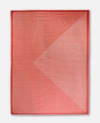 Stella Mccartney Red Zigzag Sarong
