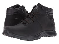 The North Face Thermoball Versa Chukka Tnf Black Dark Shadow Grey Men's Lace Up Boots