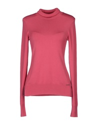 Liu Jo Turtlenecks Pastel Pink