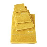 Hugo Boss Topaz Towel Yellow