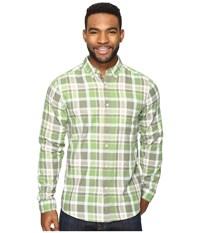 Royal Robbins Painted Canyon Plaid Long Sleeve Olivine Men's Long Sleeve Button Up Multi