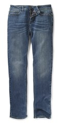 Fat Face Mid Wash Straight Jeans Denim