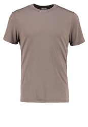 Filippa K Basic Tshirt Greige Grey