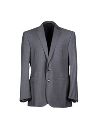 Ralph Lauren Black Label Blazers Grey