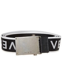 Givenchy 4G Logo Taping Belt Black