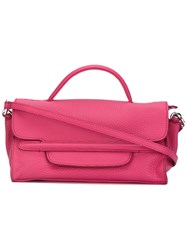 Zanellato Shoulder Bag Pink Purple