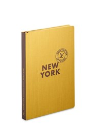 Louis Vuitton New York City Guide Book