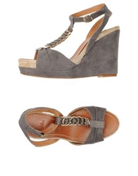 Maloles Wedges Grey