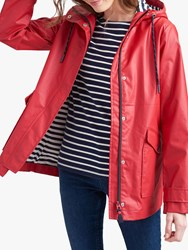 Joules Sailaway Raincoat Red