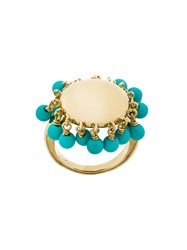Aurelie Bidermann Ana Ring Metallic