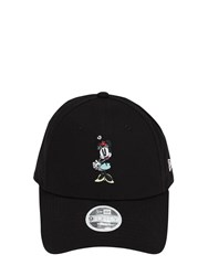 New Era Disney 940 Minnie Mouse Baseball Hat Black