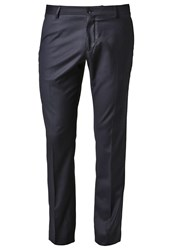 Selected Homme One Mylo Logan Suit Trousers Dark Blue