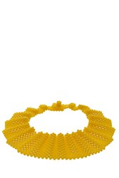 Del Duca Mia Bib Necklace Yellow