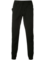 Publish Cuffed Chinos Men Cotton Polyester 32 Black