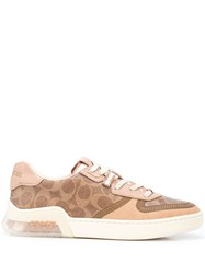 Coach Citysole Court Sneakers Brown