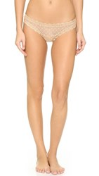 Eberjey Delirious Low Rise Thong Bare