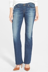 Big Star 'Remy' Bootcut Jeans Blue