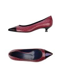 Studio Pollini Pumps Purple