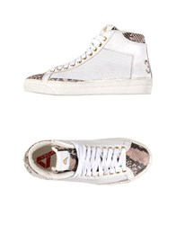 Cycle Footwear High Tops And Trainers Women White