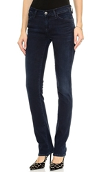 Gold Sign Misfit Straight Leg Jeans Chelsea