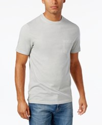 Club Room Men's Heathered T Shirt Only At Macy's Shade Slate