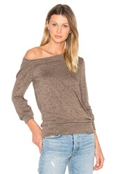 Riller And Fount Gertrude Top Brown