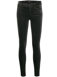 7 For All Mankind Low Rise Skinny Trousers 60