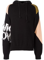 Stella Mccartney Tomorrow Knit Hoodie Black