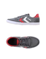 Hummel Low Tops And Trainers Grey