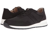 Finn Comfort Prezzo Black Buggy Skipper Men's Lace Up Casual Shoes