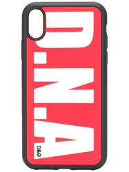 Dolce And Gabbana Iphone Xr Case Red
