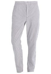 Uniforms For The Dedicated Illusions Trousers Navy White Light Blue